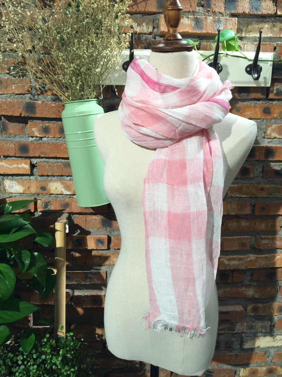 summer Cotton scarves discount 15