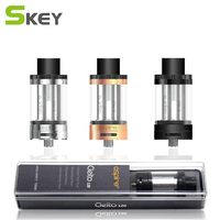 4 ML Capacity Vaporizer With 510 Thread Silver And Black Color New Design Aspire Cleito 120