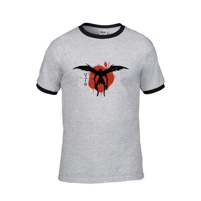 2018 Japan style Ryuk Death Note Men T-Shirt harajuku one piece camisetas juventus camiseta thanos male t shirt one punch tshirt