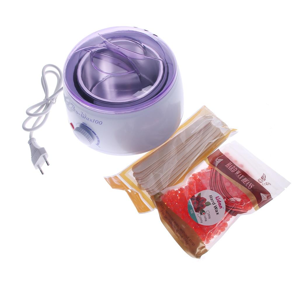 Pro Wax Kit Heater Pot Salon Waxing Hair Removal 500ml Brazilian Hot Wax Bean insight guides great breaks bath