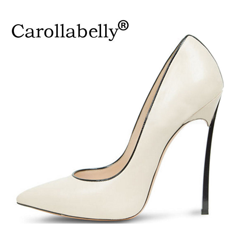 High Quality Sexy Women Pumps 8cm or 10cm or 12cm High Heels Wedding Party Shoes PU or Suede or Lace Upper Size 33-43 sexy glitter women shoes metal heel sequined shoes pumps 8cm or 10cm or 12cm high heels pointed toe wedding bridal shoes