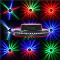 Disco Ball Black Auto Rotating 48 LED Disco Ball Dancing Club Stage Lighting Units 1pcs Free Shipping