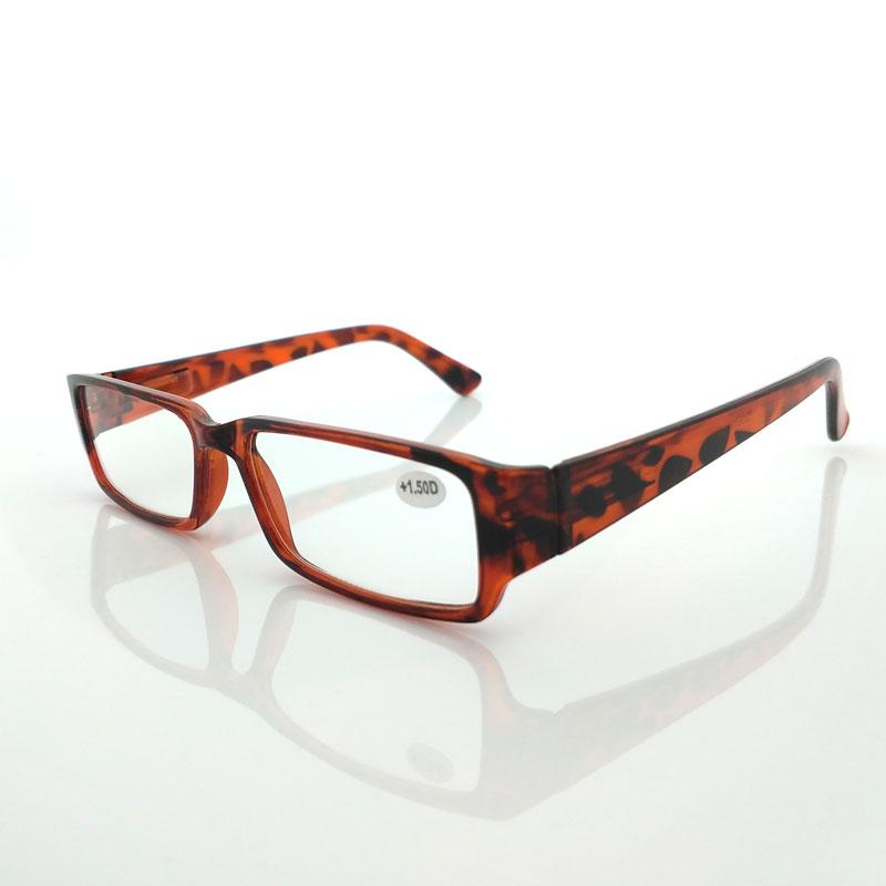 Kobiety Okulary do czytania dla mężczyzn Punkty widzenia Wyczyść - Akcesoria odzieżowe - Zdjęcie 2