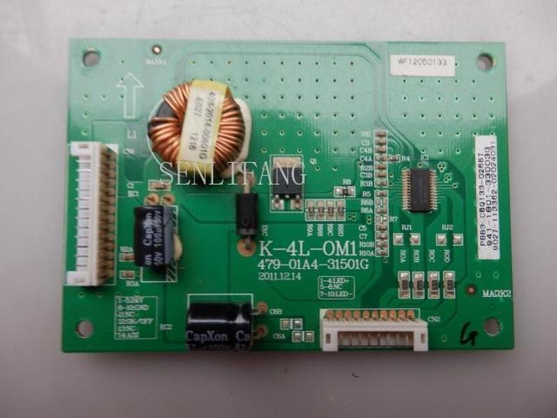 Free Shipping  100% Test Shipping For 479-01A4-31501G K-4L-OM1 K-4L-0M1 Constant Current Plate
