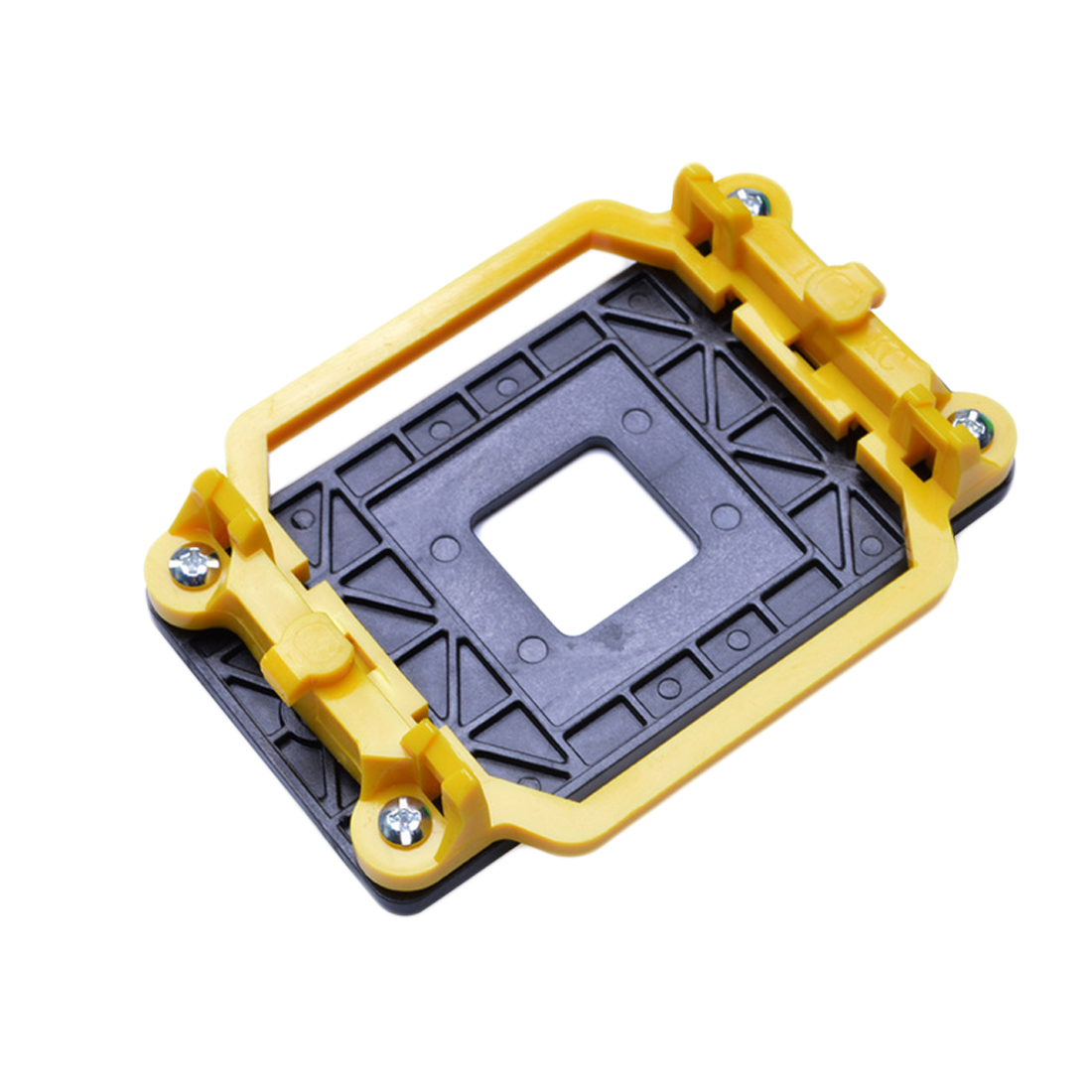 Etmakit Good Sale CPU Cooler Bracket Motherboard for AMD AM2/AM2+/AM3/AM3+/FM1/FM2/FM2+/940/939 Install the fastening image