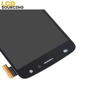 Image 5 - ЖК дисплей AMOLED для Motorola Moto Z2 Play XT1710 01/07/08/10 1920*1080, сенсорный экран с дигитайзером в сборе, замена 5,5 дюйма