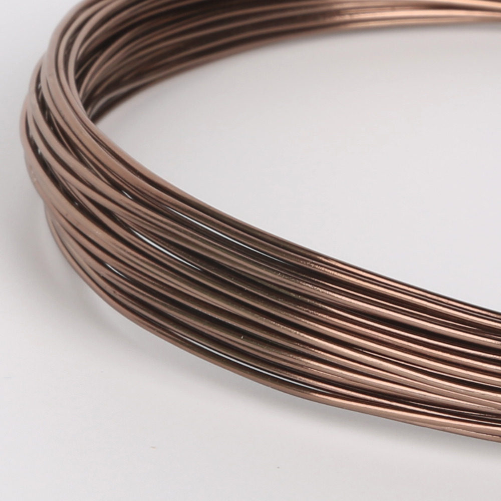 Online Shop Soft Round Aluminum Metal Wire Anodized Versatile ...