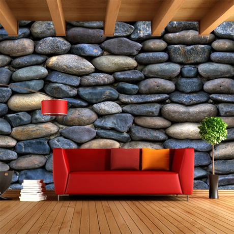 Custom large living room sofa wall mural 3D wallpaper 3D stereoscopic background 3D wallpaper KTV bar cafe culture stone custom 3d stereoscopic large mural space living room sofa bedroom tv backdrop 3d wallpaper woods nature