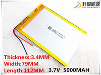 Polymer Battery 9 Inches Tablet Battery Domestic The Built In Rechareable Battery 3 7V 5000 Mah