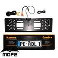 Новая Европа 170 градусов автомобиль рамка номерного знака Универсальный Автоматический Обратный Заднего Вида Камеры 4 LED