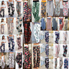 Women's Loose Wide Leg Floral Drawstring Pants 1