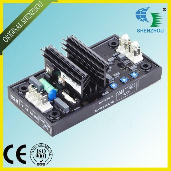 Free Shipping Compatible With Original Generator Alternator Automatic Voltage Regulator AVR R230 high quality generator alternator automatic voltage regulator avr r230