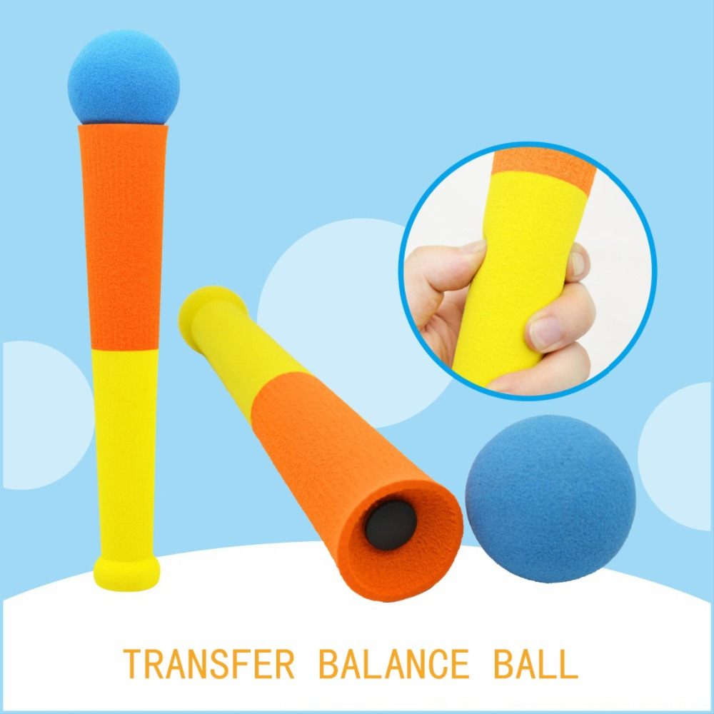 Game Toys To Practice : Eva foam balance ball transfer practice games sport game
