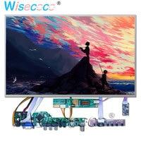 15.4 TFT LCD Display 1280 * 800 60Hz + HDMI AV VGA LVDS Audio Interface Driver Board HDMI VGA 2AV Tablet PC DIY / PC Windows