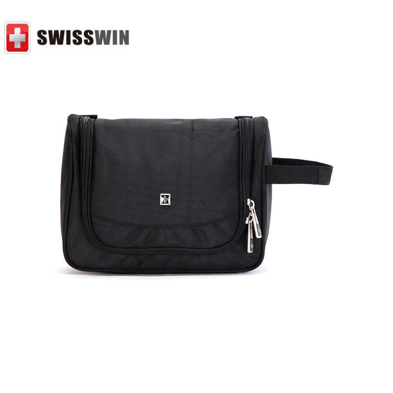 Swisswin Fashion Large Make Up Cosmetic Bag Swissgear