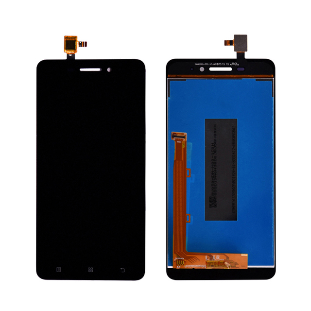 e5797ba1ff4971 Original For Lenovo S60 S60W S60A S60-A LCD Display With Touch Screen  Digitizer Assembly with frame Black White