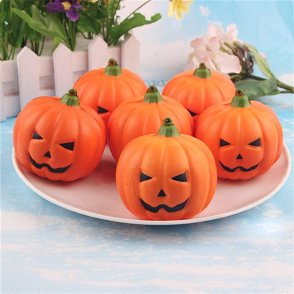 nueva halloween calabaza artificial simulacin falsa realista jardn partido casero de la decoracin de halloween