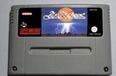 Adventure Game Cartridge - ActRaiser English EUR Version Battery Save