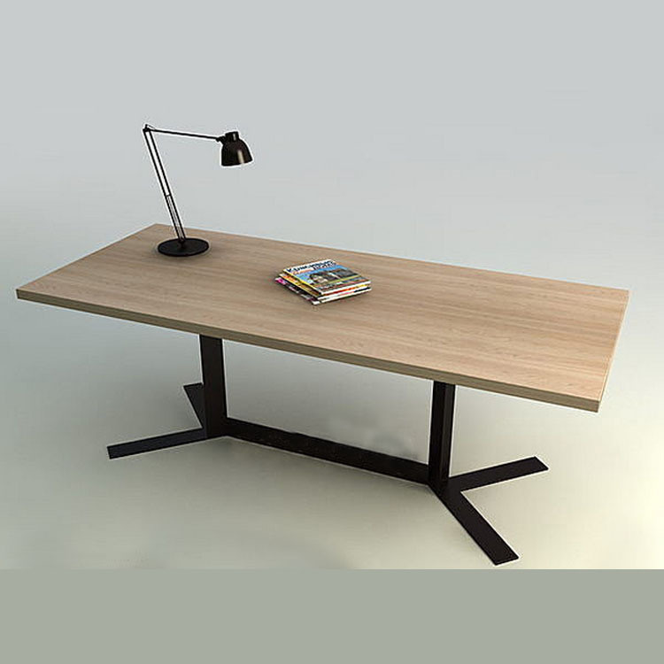 wood tables industry study desk office computer desk wholesale custom