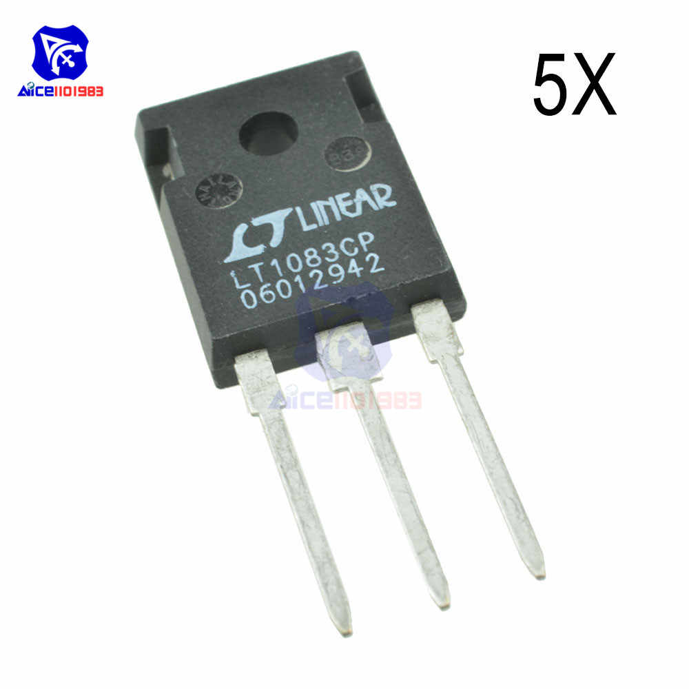 5 sztuk/partia IC Chip LT1083CP TO-247 LT1083 TO-3P oryginalne obwody scalone