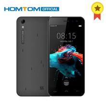 HOMTOM Ht16 MTK6580 4 ядра Смартфон Android 6.0 5.0 дюймов HD Экран сотовый телефон 3000 мАч 1 ГБ Оперативная память 8 ГБ встроенная память открыл мобильный телефон