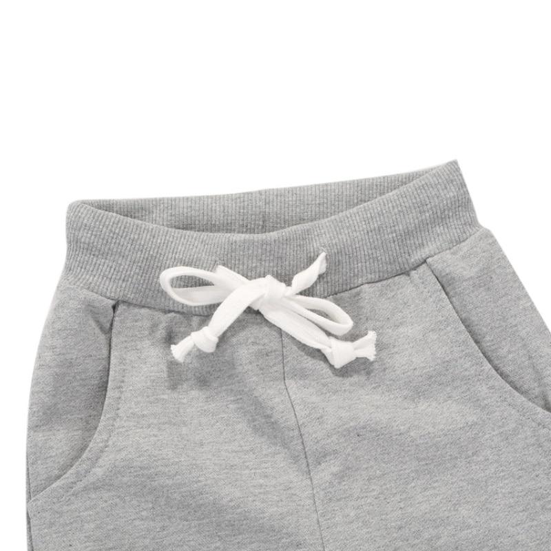Kids Pants Baby Boys Casual Pants Kids Clothing Cotton Boys Long Trousers Baby Boys Clothing Sport Pants Spring 9