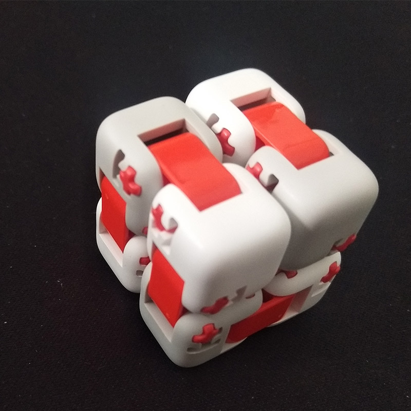 New Trend Creative Infinite Cube Infinity Cube Magic stress relief cube Office flip Cubic Puzzle anti stress reliever autism toy