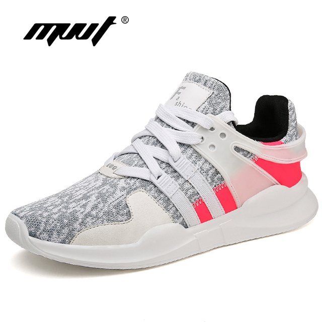 Super Cool Breathable Running Shoes Advanced Flywire Men Sneakers Lightweight Mesh Shoes Outdoor Sport Shoes Training Shoes 2018