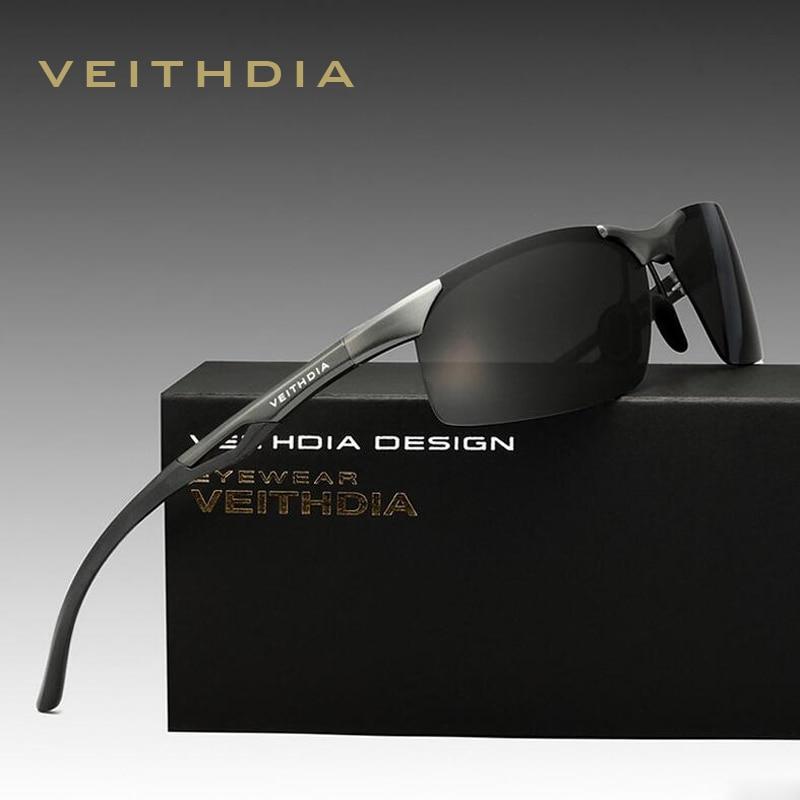 a7dca7f4b VEITHDIA Brand Polarized Sunglasses Men Sun Glasses Original Box Male Brand  Designer Eyeglasses Oculos de sol masculino VT6591-in Men's Sunglasses from  ...