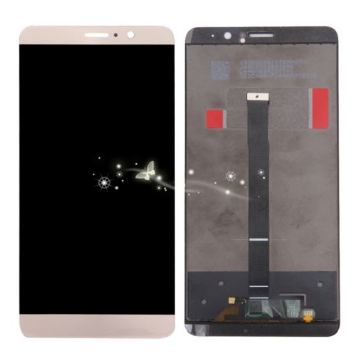 A LCD Display With Touch Screen Digitizer Assembly Replacement For Huawei Mate 9 free shipping brand new lcd display touch screen digitizer assembly for huawei ascend p8 lite replacement parts