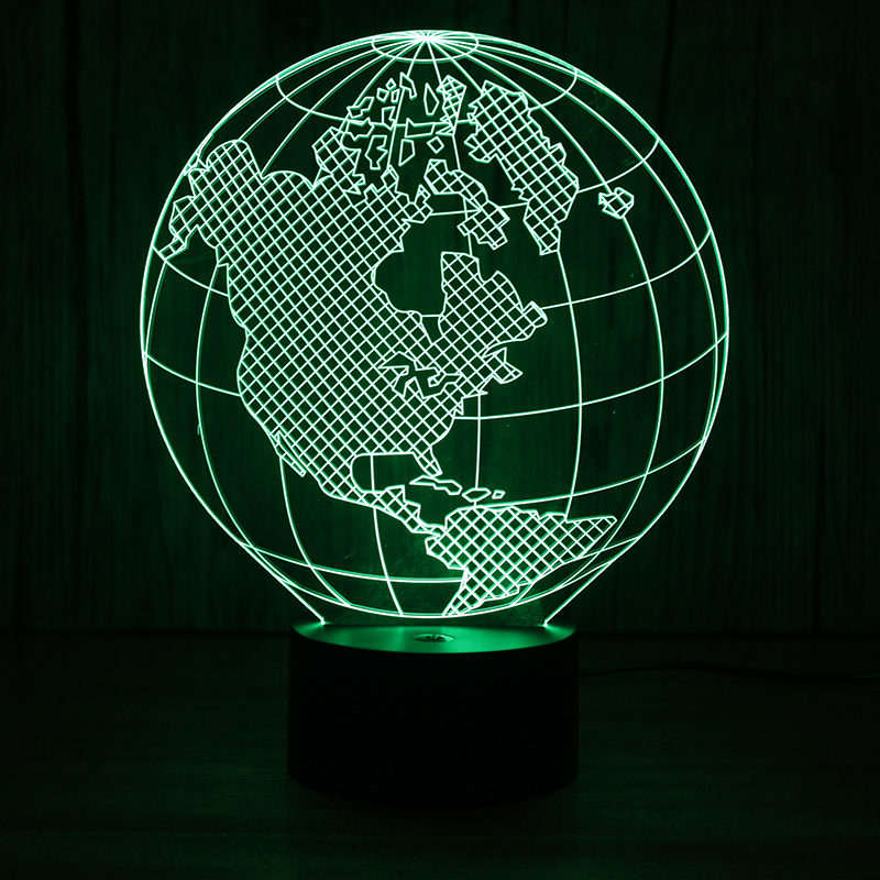 3d led visual world map night lights kids gifts usb light fixture 3d led visual world map night lights kids gifts usb light fixture table lamp lampara earth shape lamp baby sleeping nightlight in night lights from lights gumiabroncs Gallery