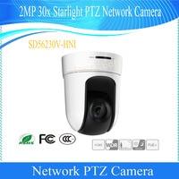 Free Shipping DAHUA Original English CMOS Security CCTV 2M 30x Starlight PTZ Network Camera DH SD56230V HNI Speed Dome