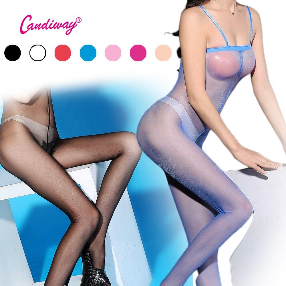 Яркие шелковые топы, модные сексуальные женские колготки до колена, колготки, женские прозрачные подвязки, чулки без рукавов