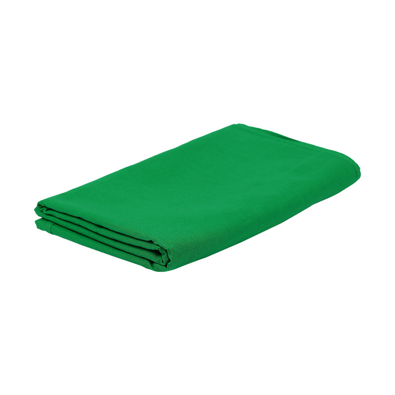 3X4M  Cotton Chromakey Muslin Background Backdrops For Photography Studio Lighting Solid Color Photo Studio Green Screen