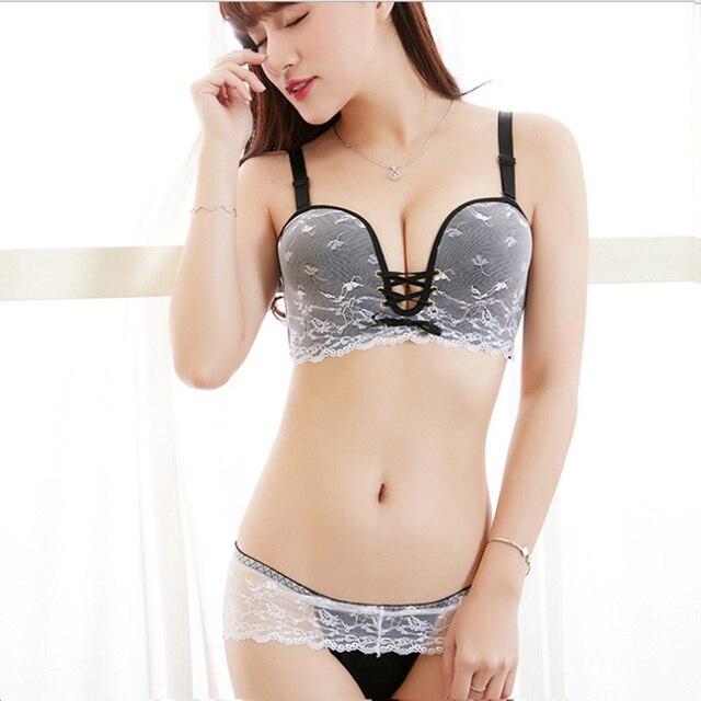 Cute girls in lingerie