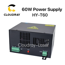 Cloudray 60 W CO2 Laser Alimentation pour CO2 Laser Gravure Machine De Découpe HY-T60