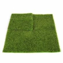 Carpet Artificial-Grass Outdoor Garden Flower Simulation Wedding-Decor Landscapers Fake