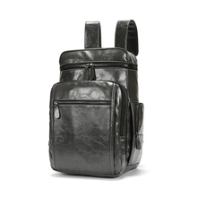 New Business Shoulder Leisure Computer Bag Mens Backpack high-end classic Dark gray Laptop Torebka damska Sac femme