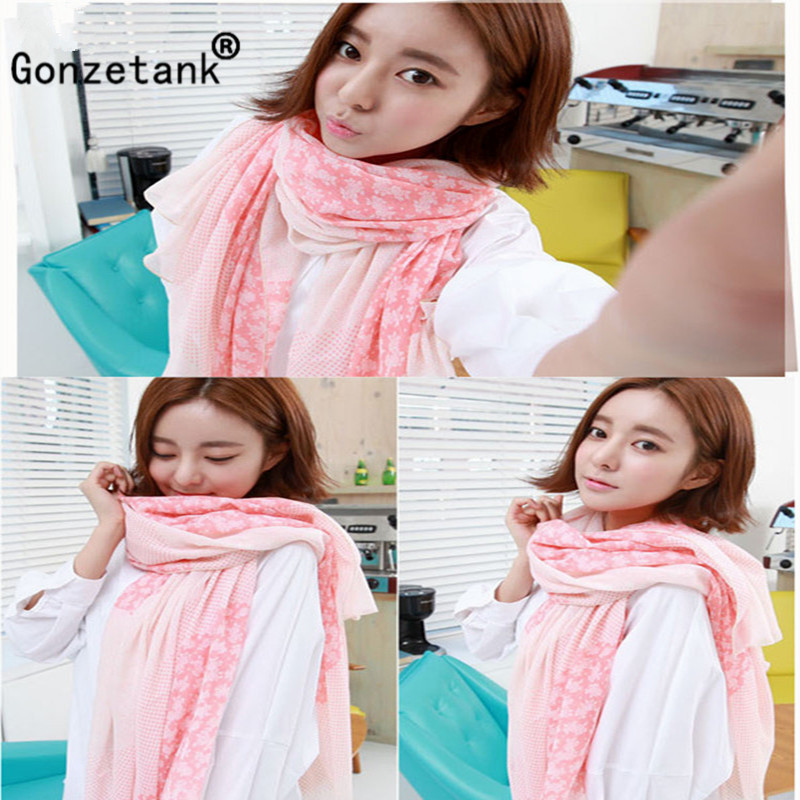 Gonzetank 2017 New Spring Luxury Brand Women Beautiful Silk Scarf Fashion Milan Black Stripe Scarves Shawls Paris Yarn175*80cm