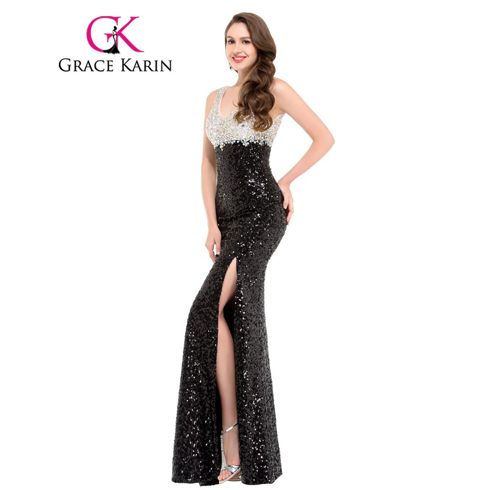 Small Crop Of Black Evening Dresses