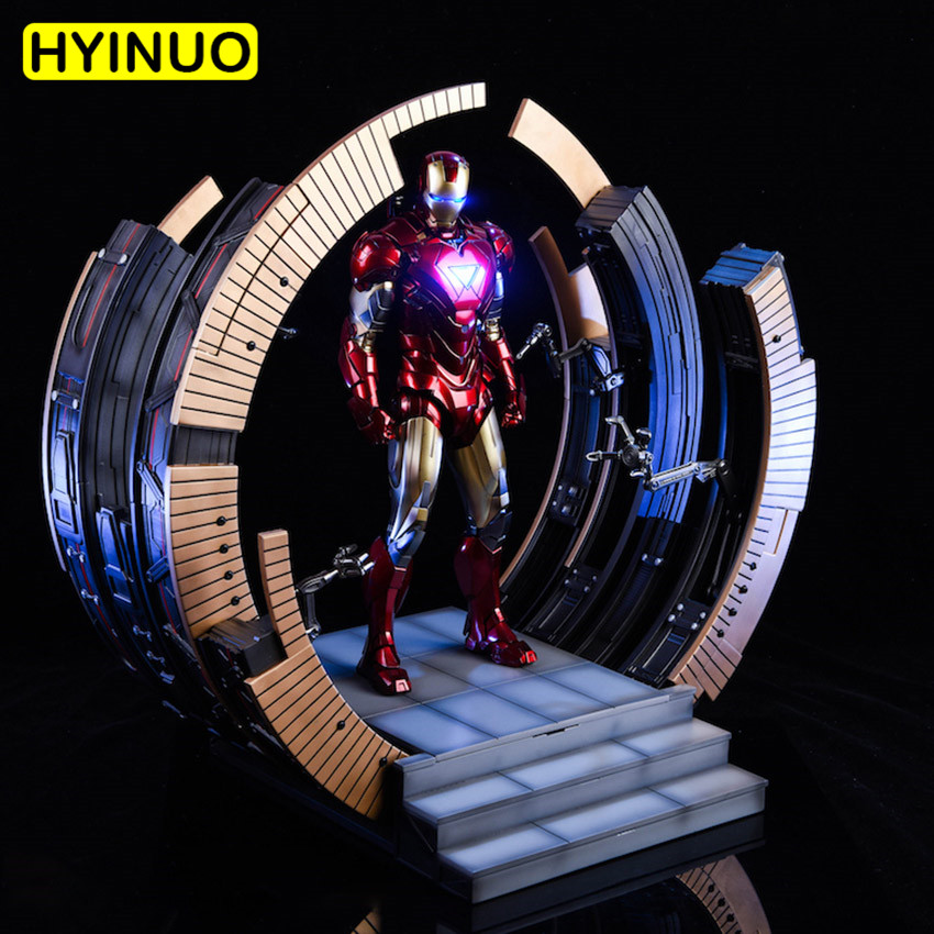 1/6 Scale Action Figure The Avengers MK6 Ring Split Table Display Platform Fit Man Body Toy for 12 Action Figure Show Display1/6 Scale Action Figure The Avengers MK6 Ring Split Table Display Platform Fit Man Body Toy for 12 Action Figure Show Display