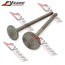 Free Shipping for Honda CA250 New intake valves and exhaust valves Motorcycle parts
