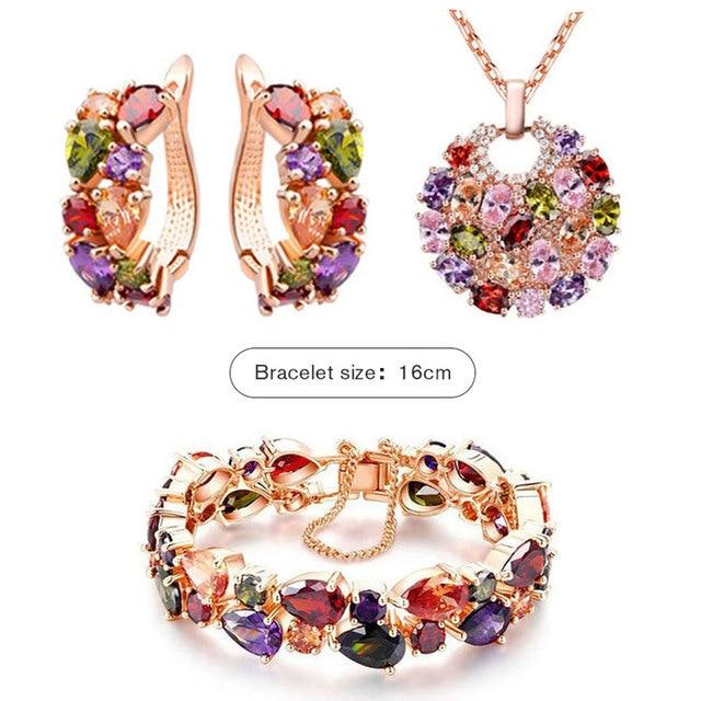 UMODE Wedding CZ Jewelry...