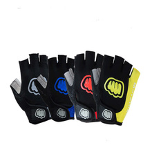 High quality outdoor equipment Protective bicycle gloves half finger