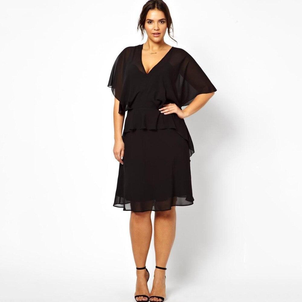 Aliexpress.com : Buy Women Plus Size Women Vestidos Dresses 6XL ...