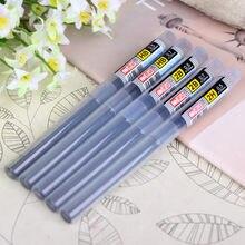 Haute qualité 2B HB plomb un Tube de recharge 0.5mm/0.7mm crayon automatique pour crayon mécanique
