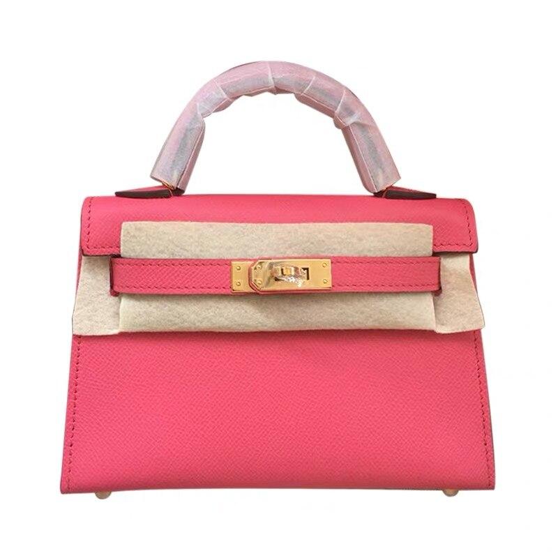 Livraison gratuite EMS 2018 nouveau sac à main en cuir de haute qualité pour femmes sacs à bandoulière pour femmes sac Messenger sacs à poignée supérieure