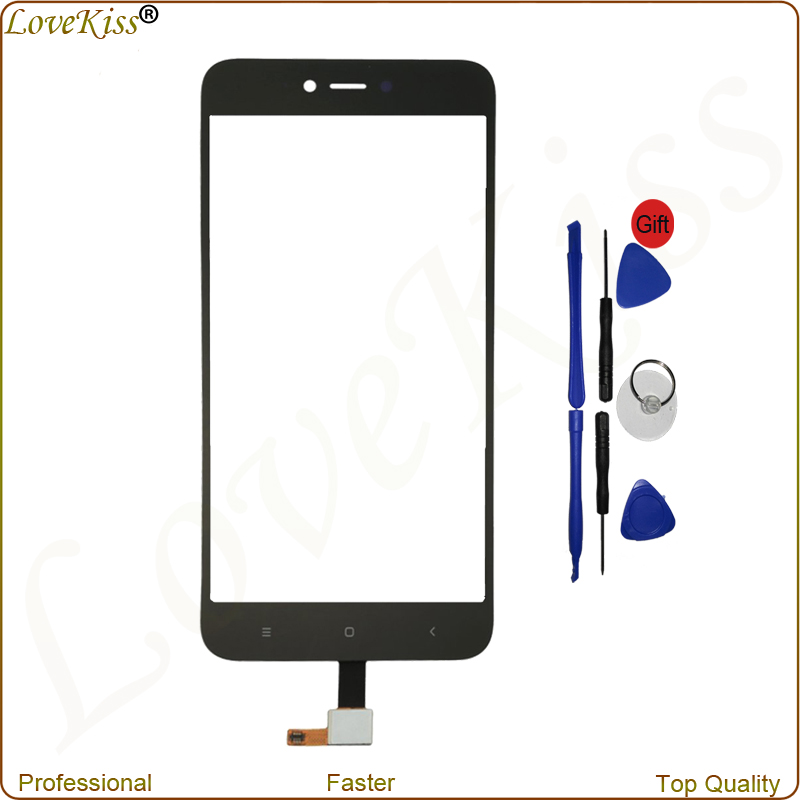 Touch Screen For Xiaomi Redmi Note 5A Pro Prime Y1 Lite Screen Sensor Digitizer Panel Front Glass Lens Display Replacement Tools