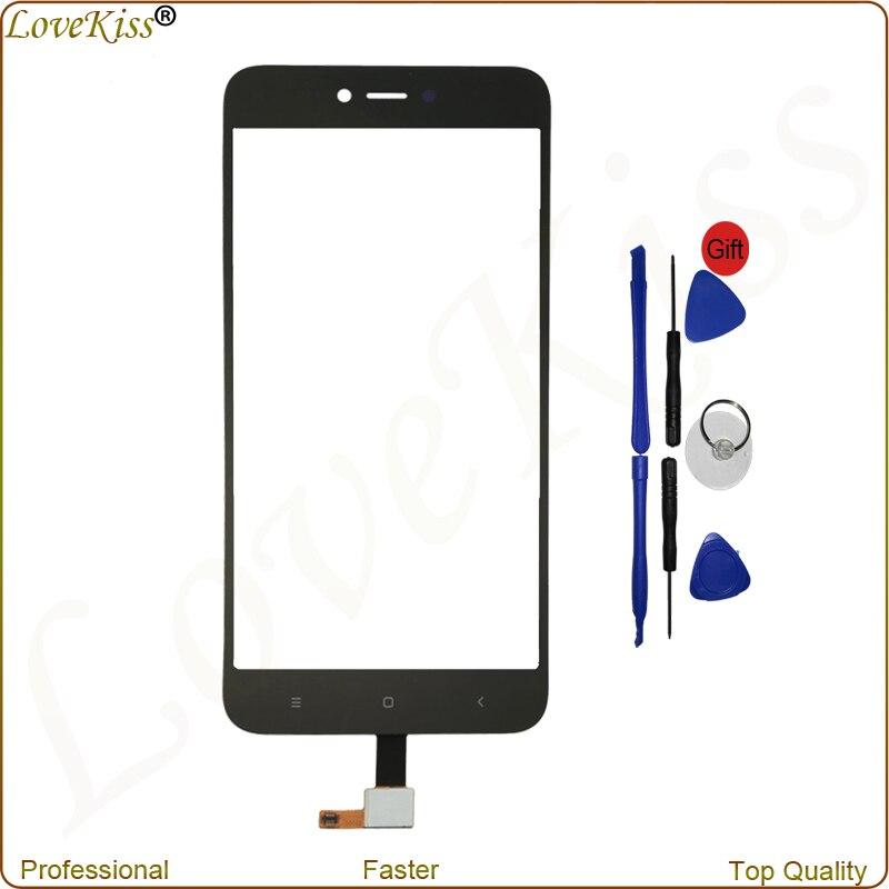 Touchscreen Für Xiaomi Redmi Hinweis 5A Pro Prime Y1 Lite Bildschirm Sensor Digitizer Panel Frontglas Objektiv Display Ersatz werkzeuge