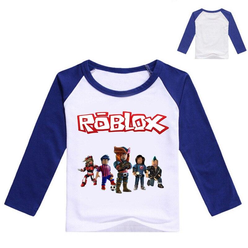 Baby Blue Shirt Roblox 2018 Autumn Long Sleeve T Shirt For Girls Roblox Shirt Yellow